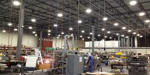 Commercial lighting manufacturers