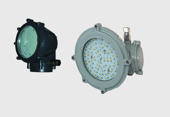 led flame proof light manufacturer